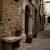 Canterano, centro storico