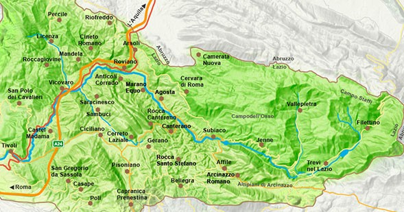 Val d'Aniene