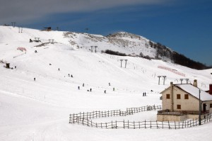 Campo Staffi, le piste da sci sul Monte Cotento (mt 2050)