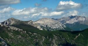 Monti Simbruini e Cantari