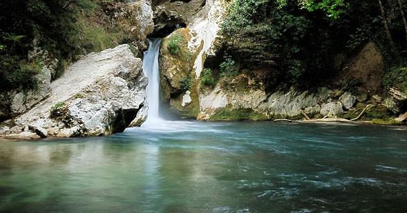 Laghetto di San Benedetto, Subiaco