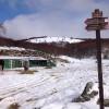 Cervara, la prima neve a Campaegli