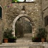 Affile, Porta Gotica