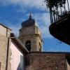 Agosta, Il campanile della Chiesa di Santa Maria Assunta