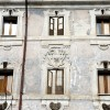 Filettino: Palazzo Pesci in piazza Giuditta Tavani Arquati
