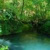 Trevi nel Lazio, la sorgente del Pertuso