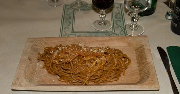 Gli 'ndremmappi di Jenne, cucina tipica della Valle dell'Aniene