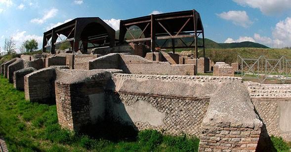 Altipiani di Arcinazzo, la Villa di Traiano