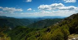 Subiaco, Vedute del Monte Autore