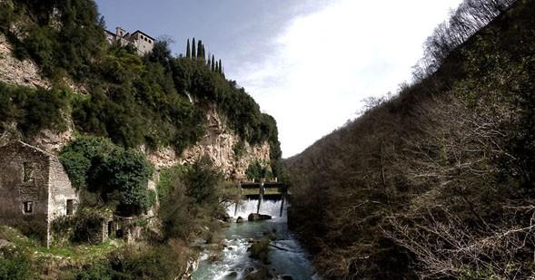 La Via Benedicti nella Valle dell'Aniene