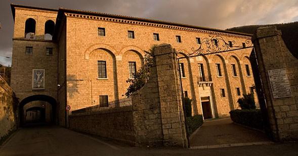 Subiaco, Abbazia di Santa Scolastica