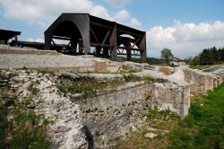 Altipiani di Arcinazzo, I resti della Villa di Traiano