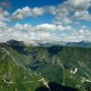 Subiaco, Panorama dal Monte Autore