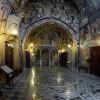 Subiaco. Monastero di San Benedetto, la Navata della Chiesa Superiore