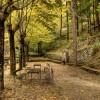 Filettino: Il parco pubblico della Fonte dell'Acqua Santa