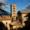 Subiaco, Il complesso architettonico dell'Abbazia di Santa Scolastica
