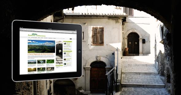 Punti di Accesso wi-fi nella Valle dell'Aniene