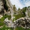 Parco dei Monti Simbruini, Ruderi di Camerata Vecchia (mt 1250)