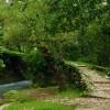 Jenne, Ponte Petrasio (Sentiero Mola Vecchia-Cascata di Trevi)