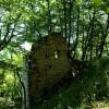Cervara di Roma, i resti delle abitazioni