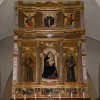 Subiaco, Convento di San Francesco, il trittico di Antoniazzo Romano