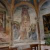 Subiaco, Convento di San Francesco,  gli affreschi di Giovanni Antonio Bazzi detto il Sodoma