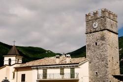 Vallepietra, la Torre Caetani