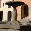 Arsoli, fontana ottagonale (1592) in piazza Valeria