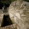 Cineto Romano, Fonte e area pic-nic vicino alla Chiesa di Santa Maria delle Grazie