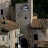 Cineto Romano, Torre dell'orologio