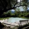 Anticoli Corrado, laghetto solfureo dell'Orzella