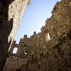 Trevi nel Lazio, mura del Castello Caetani