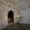 Trevi nel Lazio, ingresso del Castello Caetani