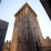 Trevi nel Lazio, il mastio del Castello Caetani