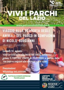 animali-parco-simbruini-filettino