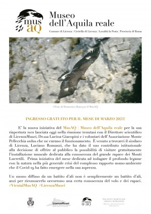 Museo-aquila-reale-licenza